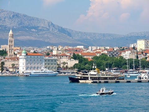 Wing Woman Adventures explores Split, Croatia, Plitzvice Lakes and Brac Island