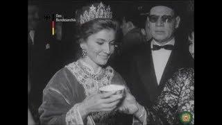 ROYAL WEDDING Morocco: Prince Moulay Abdallah & Lamia Solh of Lebanon - 1961 | Rare Footage