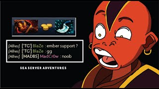 THEY TOLD ME EMBER SUPPORT IS A BAD IDEA