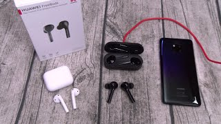 Huawei FreeBuds - True Wireless Bluetooth Earbuds