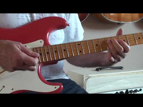 Don't Bring Me Down. ELO Guitar Cover By Phil McGarrick. FREE BT & TABS