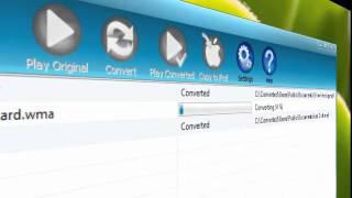 {Free Wma To Wav Converter|Convert Audio Files Free|How To Convert Wma To Wav|Converting Wma To Wav