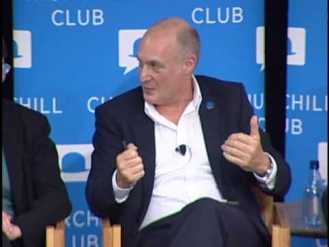 """Churchill Club at PARC: """"Cities and the Digital Frontier"""""""