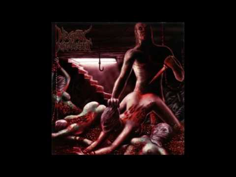Necrotic Disgorgement - Suffocated in Shrinkwrap (Full Album)