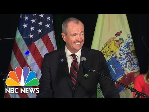 Democrat Phil Murphy Wins New Jersey Governor