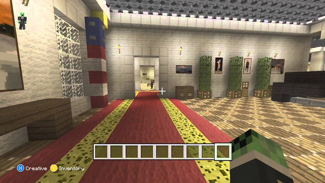 FullScale Washington DC Minecraft Xbox  Map W Download - Washington dc map download