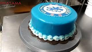 kue ultah Chelsea fc