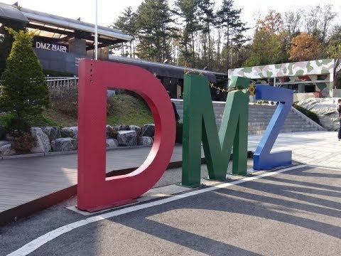 Korean Demilitarised Zone (DMZ/JSA) Full Tour, North-South K