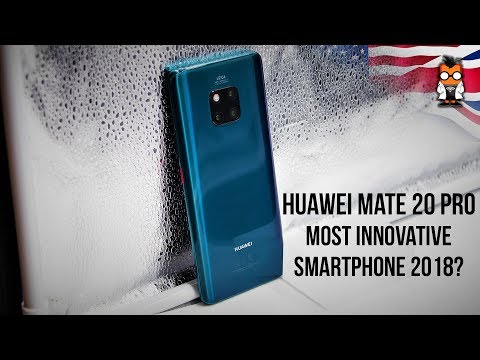 Huawei Mate 20 Pro Hands On