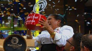 Honorina es la ganadora de MasterChef 2017
