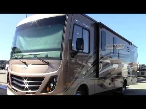 New 2016 Fleetwood Flair 29T Class A Gas Motorhome RV - Holiday World of Houston, Texas