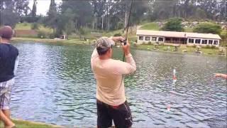 Tambacu de 35 kg pesqueiro taquari