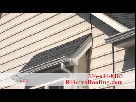 R Flores Roofing   Greensboro, NC Roofing Contractor
