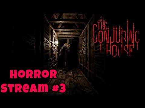 ???? ХОРРОР СТРИМ: The Dark Occult (The Conjuring House) #3