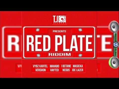 RED PLATE RIDDIM MIX 2016
