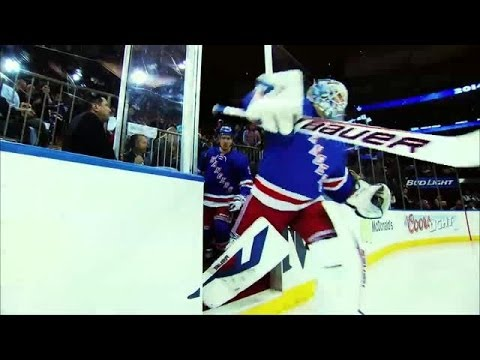Mic'd Up:  Philadelphia-New York Rangers series recap