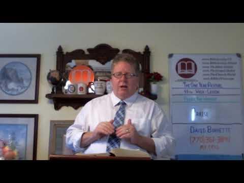 Messages - 1 Yr. Revival - Lesson 48 - Praise & Worship -Praise