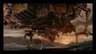 Das wandelnde Schloss (German Trailer)