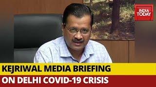 Arvind Kejriwal Briefs Media On Coronavirus Crisis; Says Mohalla Clinics Will Remain Open