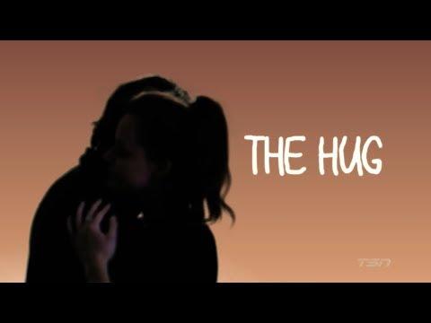 Tessa Virtue & Scott Moir TSN The Hug