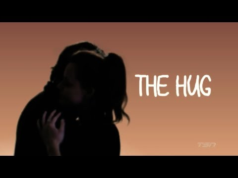 Tessa Virtue & Scott Moir TSN The Hug