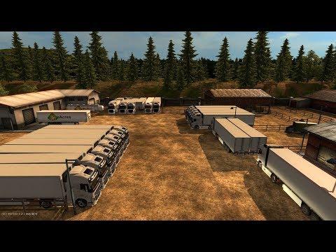 VIII й совместный конвой для LIGA VTC от LTEK TRANS Logistic