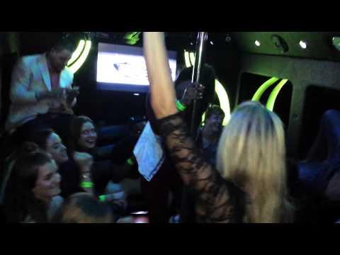 Crawl Vegas Party Bus ride