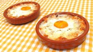 Huevos Napoleón   Receta rápida y sencilla