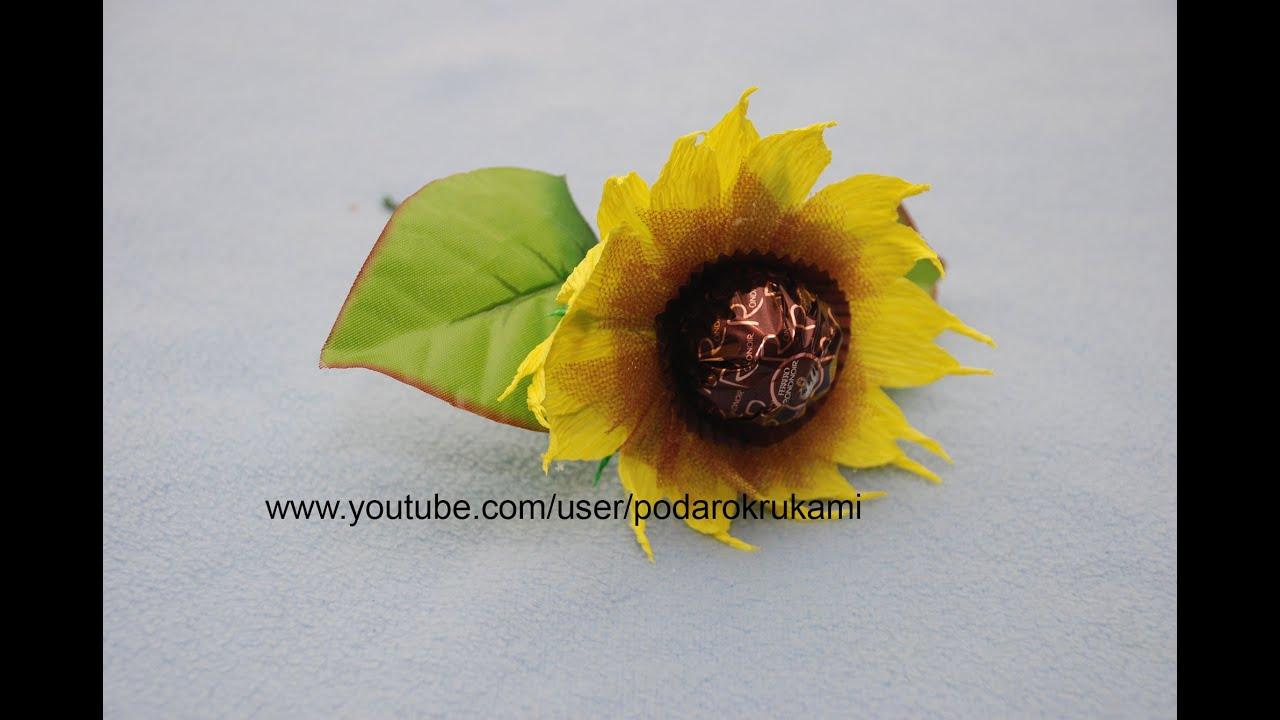 Поделка конфеты из бумаги своими руками