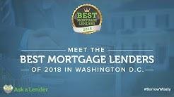 Meet Washington D.C.'s Best Mortgage Lenders 2018 | Ask a Lender