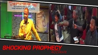First Accurate and Shocking Prophecy of February 2019