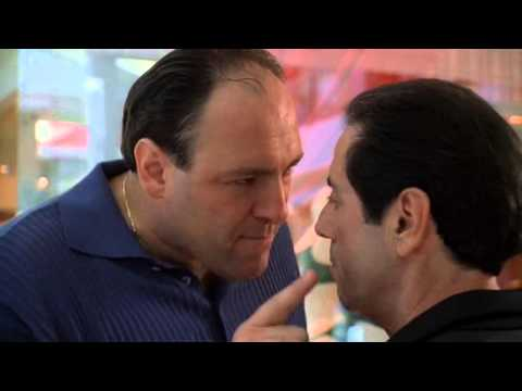 Tony threatens Richie Aprile, The Sopranos HD