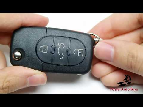 [HOW TO] Audi Shell Replacement Tutorial 1998-2005 – Complete
