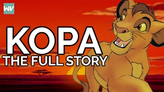 Kopa | His Story, Theories and Place In Lion King Canon: Discovering Disney
