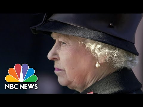 Queen Elizabeth II Faces The Loss Of Husband Prince Philip   NBC Nightly News