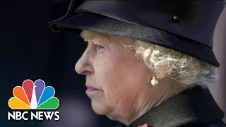 Queen Elizabeth II Faces The Loss Of Husband Prince Philip | NBC Nightly News