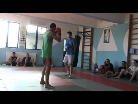 sparring.......David vs Iancu 2