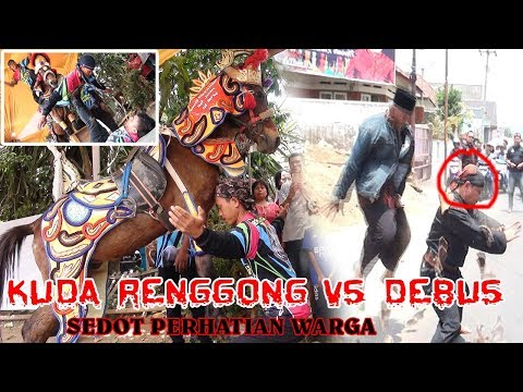 KESENIAN PASUNDAN  KUDA RENGGONG vs DEBUS CIGUGUR KUNINGAN