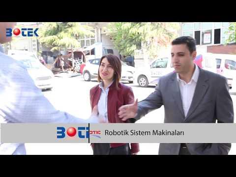 Botek Otomasyon & Eurasia Robotic İş Birliği Hikayesi / Collaboration Story