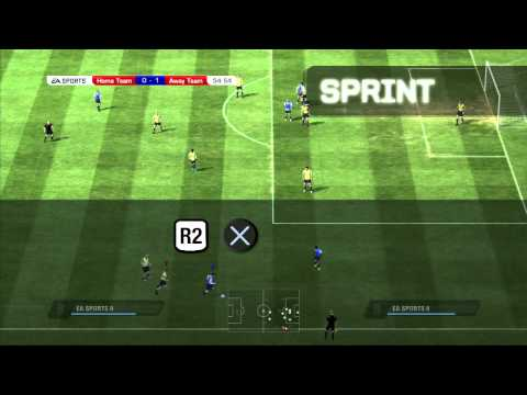 FIFA 11: Basic Defending Tutorial