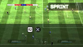 FIFA 11: Basic Defending Tutorial