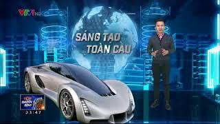 DV- Siêu xe Ôtô in bằng 3D - Công nghệ in 3D tuyệt vời