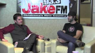 Riverwind Casino's 2012 Jake FM Jingle Jam - Interview with Thomas Rhett