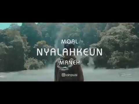 MOAL NYALAHKEUN MANEH !!!