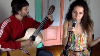 """""""Nada"""" interpretado por Carolina Dussaut y Santiago Rodriguez Ferrer"""
