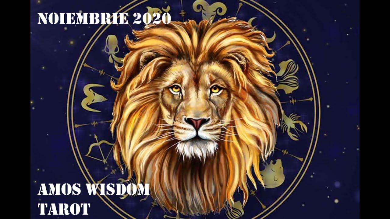 Tarot Horoscop - Leu - Noiembrie 2020