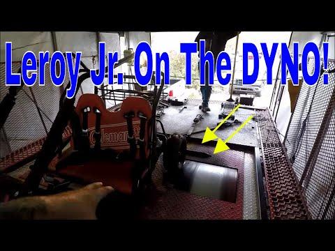 Leroy Jr. On A Dyno!!
