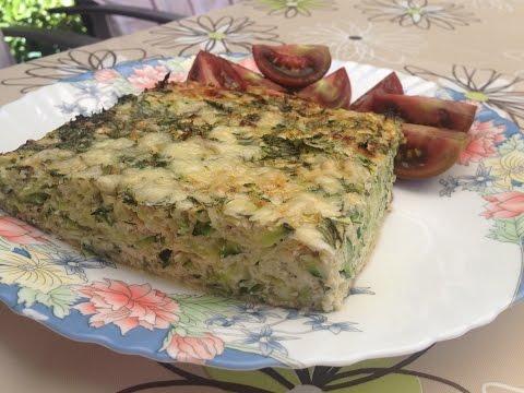 Цукини в духовке рецепты с