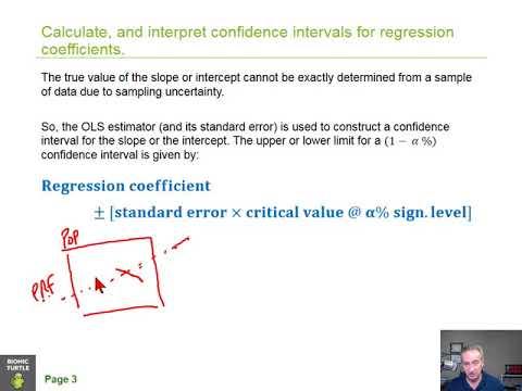 regression coefficients Archives - Bionic Turtle