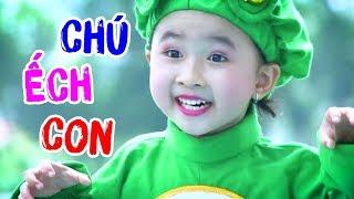 Chú Ếch Con - Con Cào Cào - Con Heo Đất - Nhạc Thiếu Nhi Vui Nhộn Bé Candy Ngọc Hà